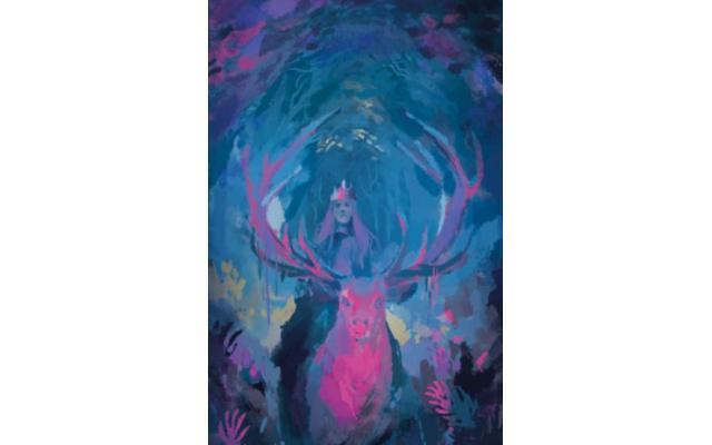 Inna Hansen, Kingdom Two Crowns /vertical