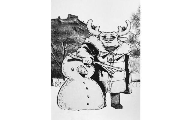 Ivan Papiol, Deer